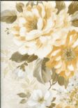Rosemore Wallpaper 2605-21617 By Beacon House for Brewster Fine Decor